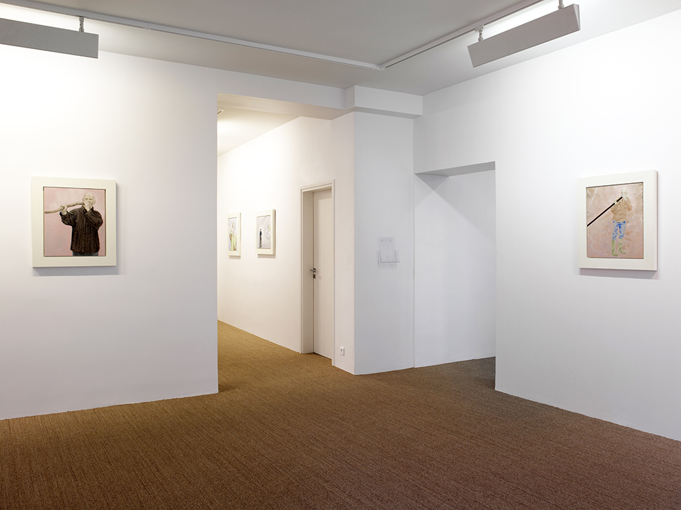 Exhibition views , 2014