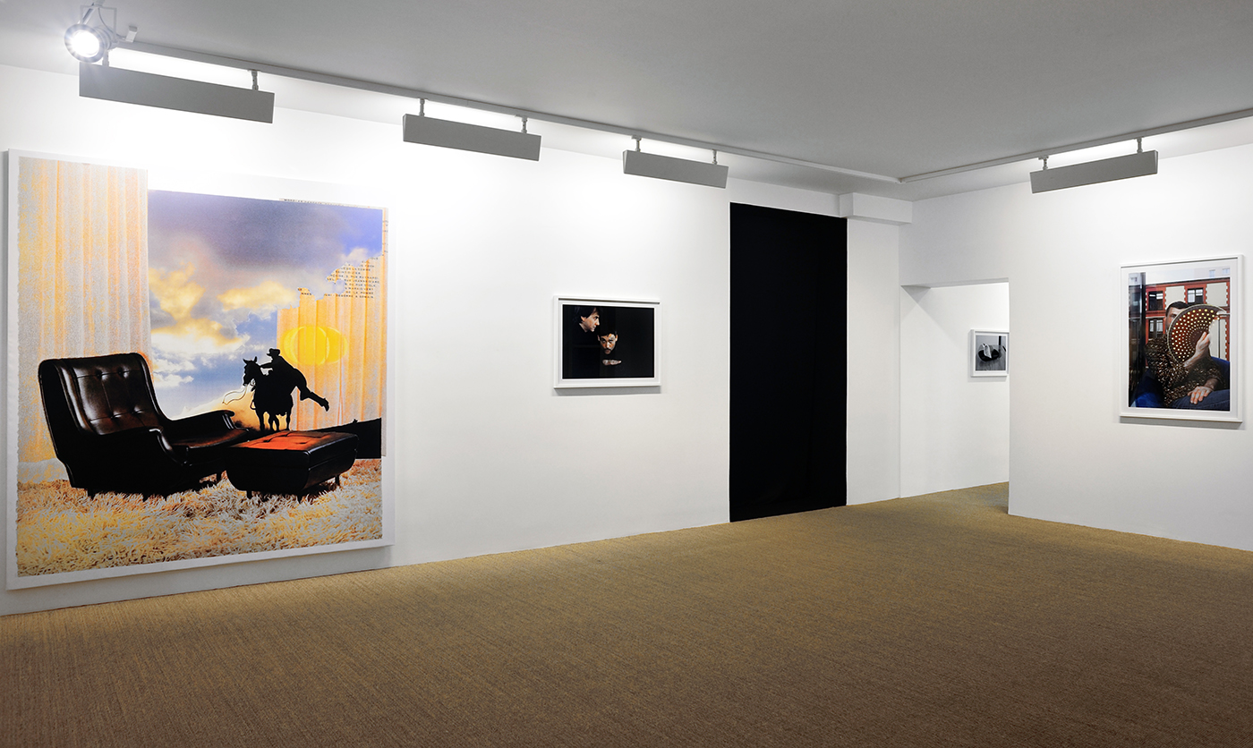 Exhibition view - Temps sensibles, Galerie in situ - Fabienne Leclerc, Paris, 2014