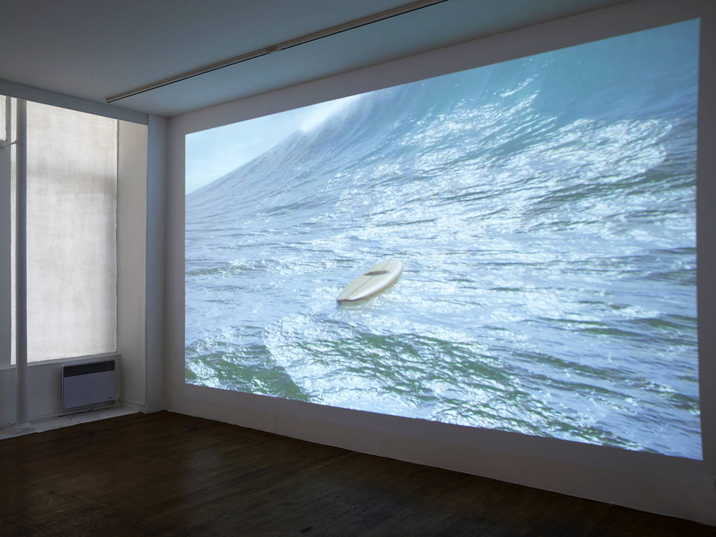 Gary Hill - Isolation Tank, 2010-2011