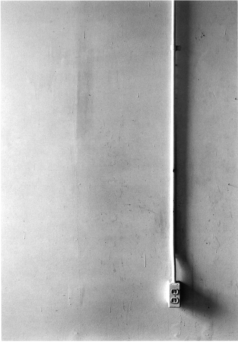 Untitled (Plug Like Flavin), 1970-1979