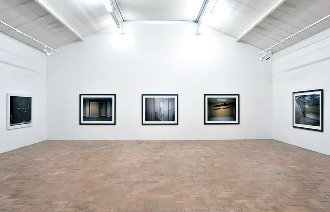 Exhibition view - Proof - Galerie in situ - Fabienne Leclerc, Paris, 2009