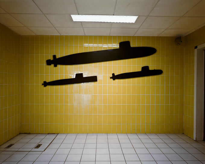 Untitled (submarines), 2007