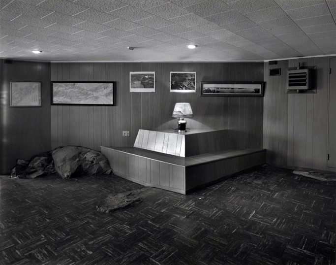 Captain's lounge, 1974