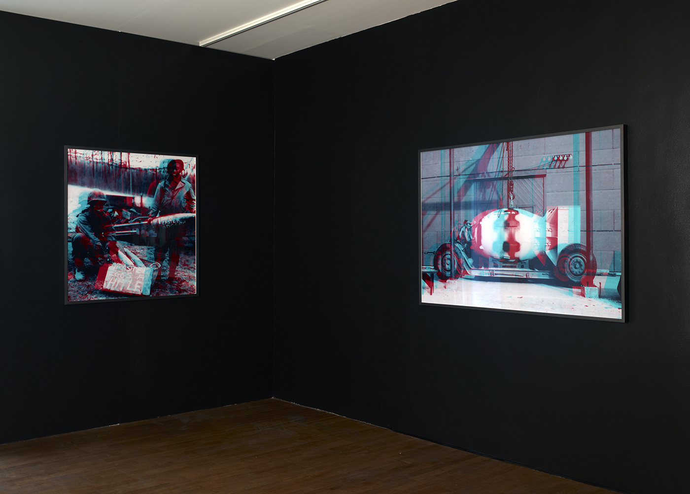 Exhibition view - I was There, Galerie in situ - Fabienne Leclerc, Paris, 2012