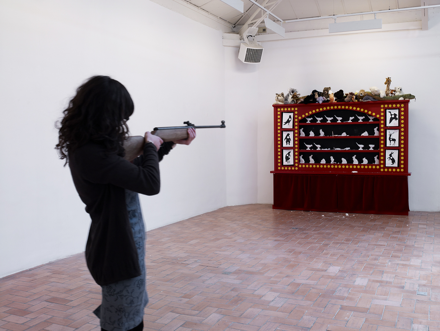 Mark Dion - The Shooting Gallery, 2010