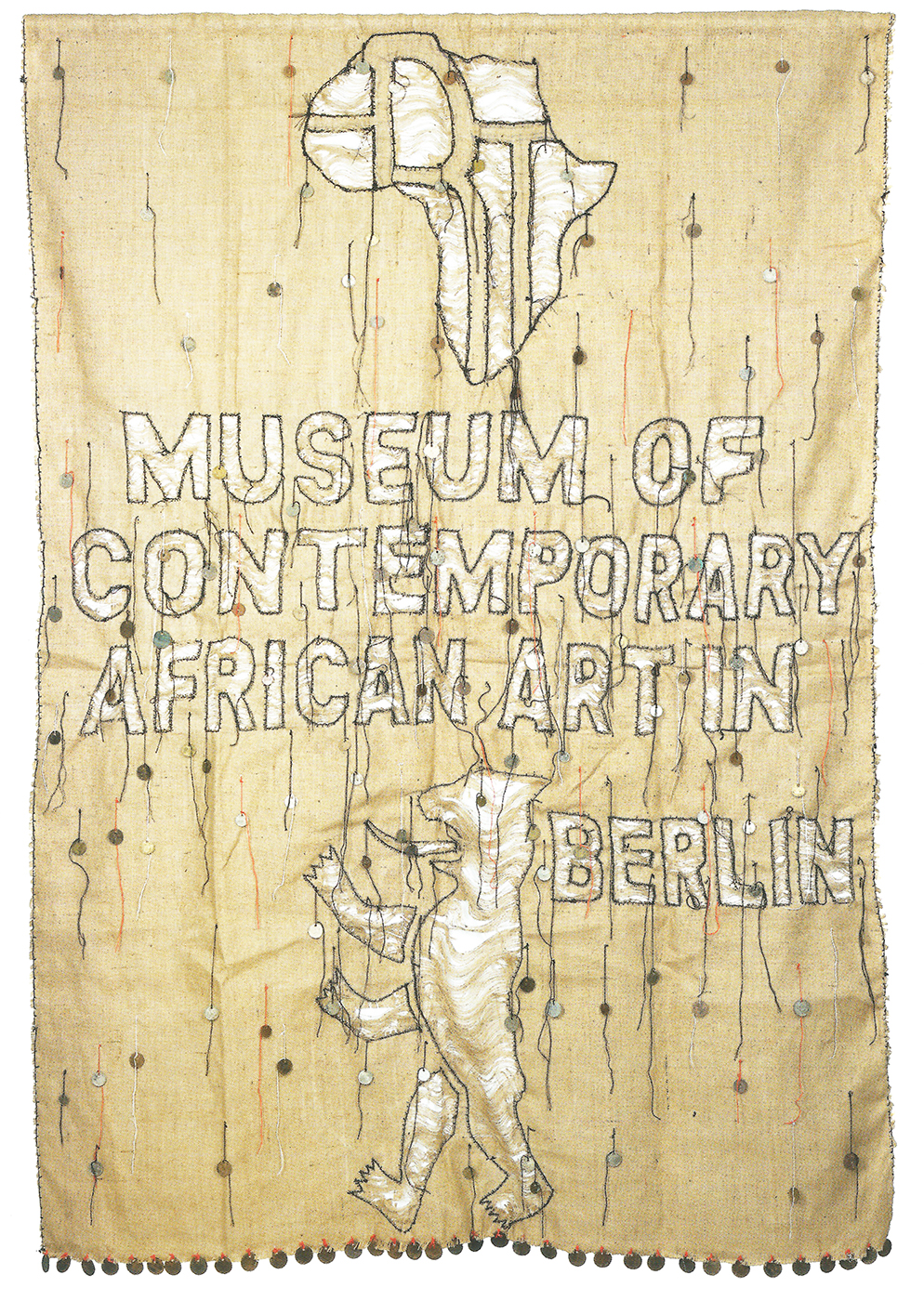 Meschac Gaba - MUSEUM OF CONTEMPORARY AFRICAN ART