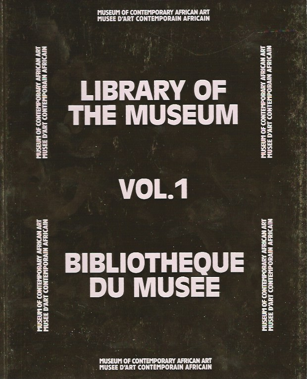 Meschac Gaba - Library of the museum