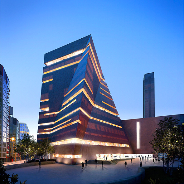 Tate Modern New Collection Displays